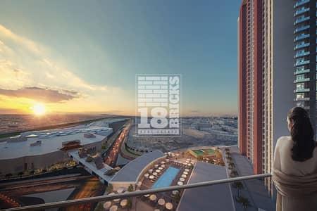 فلیٹ 2 غرفة نوم للبيع في دراجون سيتي، دبي - Stylish | Corner Unit | Outstanding View