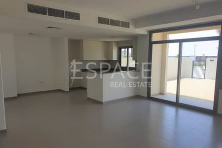 3 Bedroom Villa for Rent in Town Square, Dubai - Pool and Park - Type 9 - 3 Bedrooms