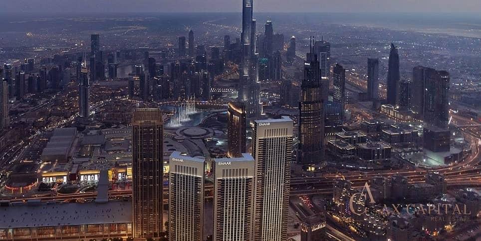 EXQUISITE HI-END APARTMENT IN DOWNTOWN DUBAI