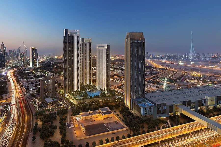 2 EXQUISITE HI-END APARTMENT IN DOWNTOWN DUBAI