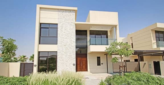 5 Bedroom Villa for Rent in DAMAC Hills (Akoya by DAMAC), Dubai - 5BR Independent Villa!Single Row! Vacant