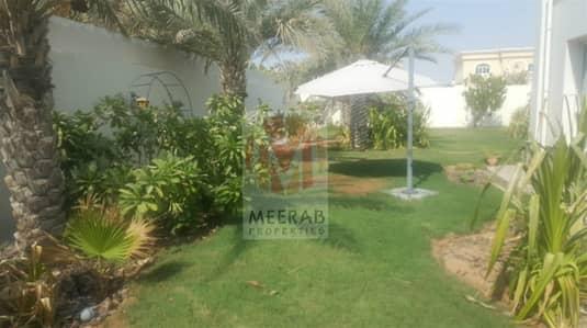 فیلا 3 غرف نوم للايجار في البرشاء، دبي - BEAUTIFUL GARDEN! WELL MAINTAINED VILLA AT NICE LOCATION