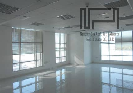 Office for Rent in Jumeirah Lake Towers (JLT), Dubai - Spacious fitted office / 4 Payments in The Dome Tower