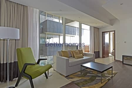 1 Bedroom Apartment for Rent in Dubai Sports City, Dubai - Furnished | Vacant | Mid Floor | Exclusive