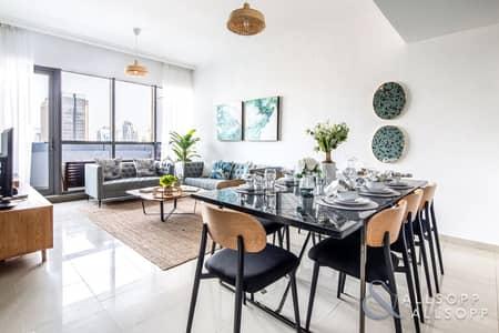 شقة 3 غرف نوم للبيع في دبي مارينا، دبي - 3 Bed Plus Maids   Marina View   Vacant