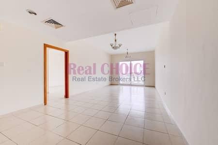 فلیٹ 1 غرفة نوم للايجار في قرية جميرا الدائرية، دبي - Payable in 4 Cheques Well Maintained Spacious 1BR