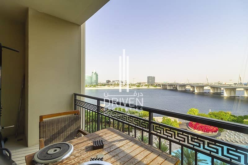 2 Furnished 2 Bedroom Unit | Full Sea View