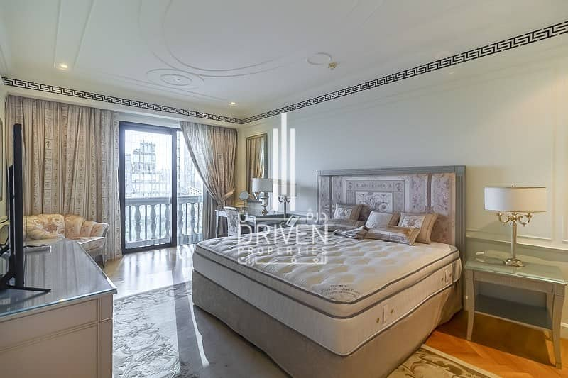 18 Furnished 2 Bedroom Unit | Full Sea View