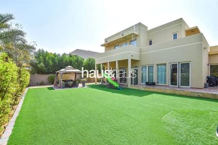 فیلا 5 غرفة نوم للايجار في المرابع العربية، دبي - Exclusive | Type 5A | Artificial Grass | Mid Oct |