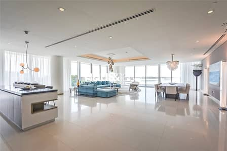 4 Bedroom Penthouse for Sale in Palm Jumeirah, Dubai - Stunning Panoramic Sea Views | Luxury Living