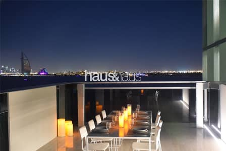4 Bedroom Penthouse for Sale in Palm Jumeirah, Dubai - Penthouse | Stunning Views | Incredible Design