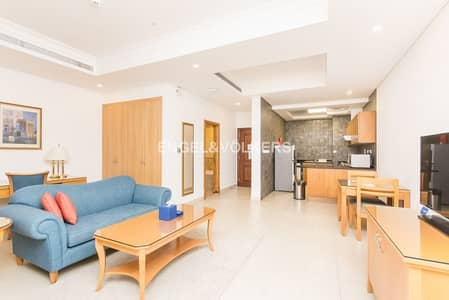 Hotel Apartment for Rent in Jumeirah, Dubai - Private Community|All Inclusive Serviced