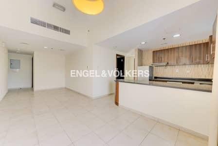 شقة 2 غرفة نوم للايجار في مدينة دبي الرياضية، دبي - With Balcony| High Floor| Rent in 12 Cheques