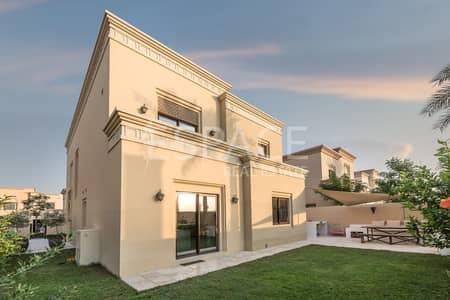 فیلا 4 غرفة نوم للبيع في المرابع العربية 2، دبي - 4 Bed Type 6 in Tranquil Casa- Single Row