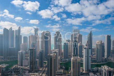 بنتهاوس 5 غرفة نوم للبيع في أبراج بحيرات جميرا، دبي - Best Priced 5 Bedroom Penthouse in JLT
