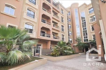 شقة 1 غرفة نوم للايجار في قرية جميرا الدائرية، دبي - Furnished next to dedicated Jogging Park
