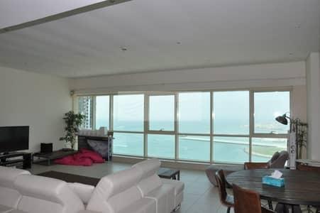 4 Bedroom Apartment for Sale in Dubai Marina, Dubai - Great Positioned 4BR