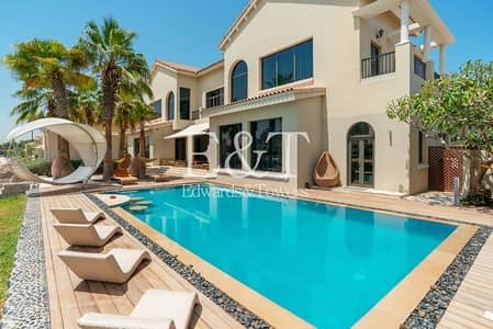 6 Bedroom Villa for Sale in Palm Jumeirah, Dubai - Modified