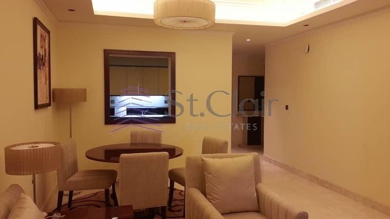 2 2 BR Furnished |TAJ Grandeur Residences| Sea Views