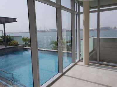 فیلا 5 غرفة نوم للبيع في شاطئ الراحة، أبوظبي - I Very Beautiful House I Sea -View I Good Ambiance