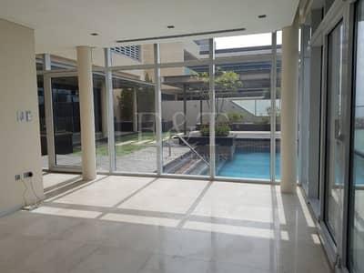 فیلا 5 غرف نوم للايجار في شاطئ الراحة، أبوظبي - I Very Beautiful House I Sea -View I Good Ambiance