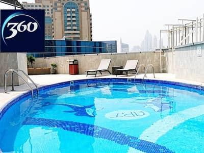 شقة 1 غرفة نوم للايجار في برشا هايتس (تيكوم)، دبي - شقة في برشا هايتس (تيكوم) 1 غرف 55000 درهم - 4322282