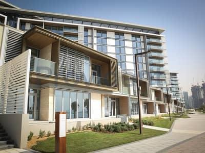 تاون هاوس 4 غرفة نوم للبيع في جزيرة بلوواترز، دبي - Luxurious 4Bed+M Townhouse|Full Sea view