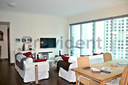 2 Bedroom Apartment for Sale in Dubai Marina, Dubai - Low Floor | Partial Marina View | Vacant