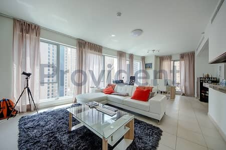 1 Bedroom Flat for Rent in Dubai Marina, Dubai - Managed and Exclusive|Furnished|Vacant Apt