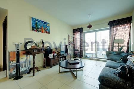 فلیٹ 1 غرفة نوم للايجار في دبي مارينا، دبي - Managed and Exclusive|Fully Furnished Apt