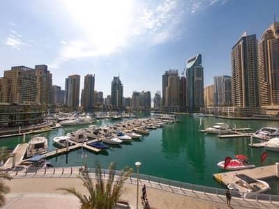 فیلا 5 غرفة نوم للبيع في دبي مارينا، دبي - All about LUXURY|Stunning View| 5BR+Maids|VACANT