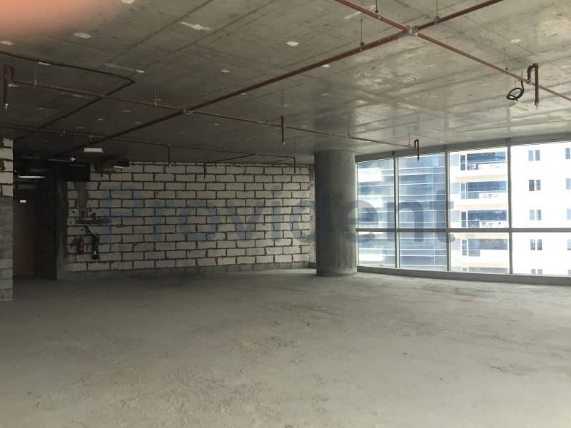 2 Shell and Core Office in Barsha Heights
