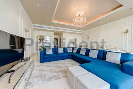 3 Bedroom Apartment for Sale in Palm Jumeirah, Dubai - Modern Finished 3BR | Stunning Atlantis View