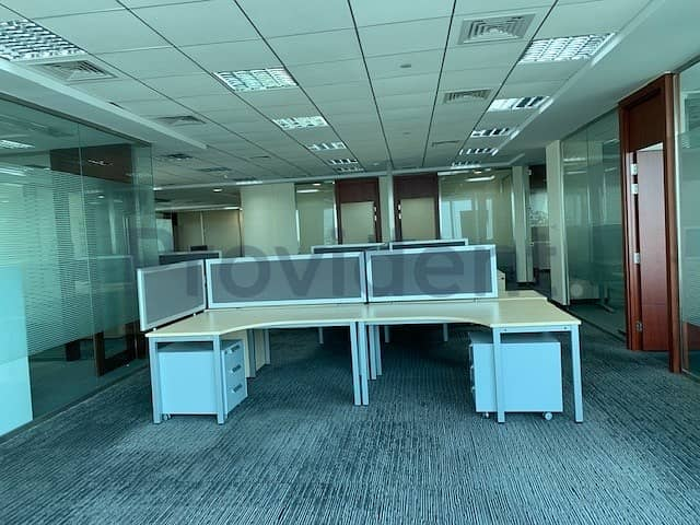 2 Fitted|Grade A Office Building|Good Location