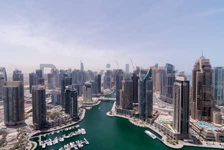 فلیٹ 1 غرفة نوم للبيع في دبي مارينا، دبي - Unbeatable Price | Rented 1 BR Apartment