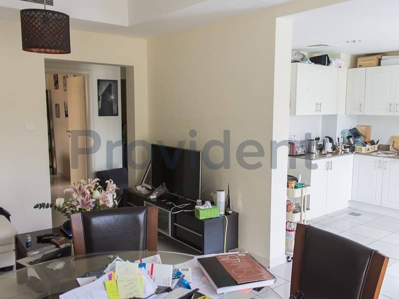 2 Opposite To Pool & Park|2 Bedrooms+Study