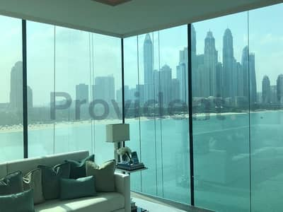 3 Bedroom Apartment for Sale in Palm Jumeirah, Dubai - Luxury Beachfront Apt with a Payment Plan