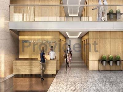 شقة 2 غرفة نوم للبيع في داون تاون جبل علي، دبي - [2 Bedroom] AZIZI AURA [Genuine Prices]