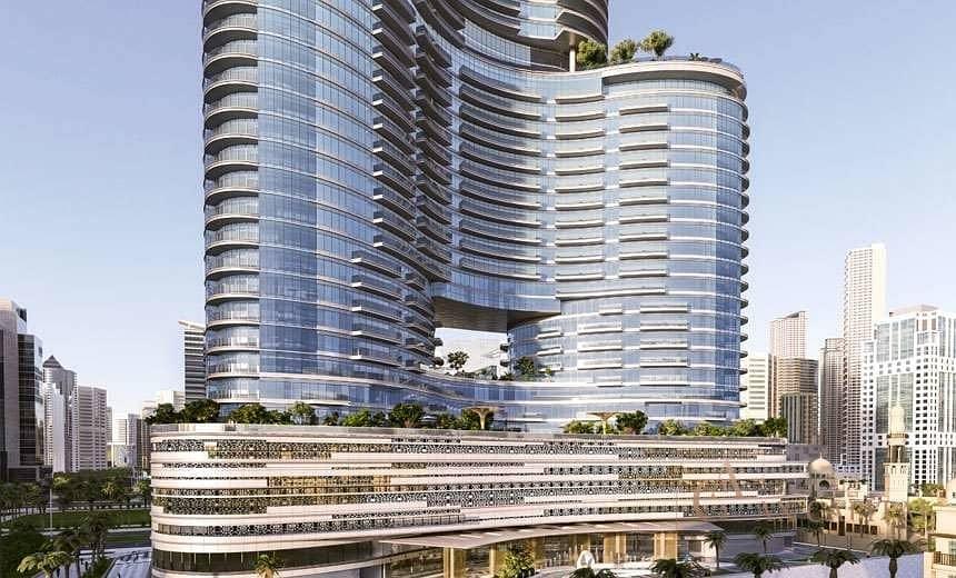 STUNNING APARTMENT IN DOWNTOWN DUBAI WITH BURJ KHALIFA VIEW