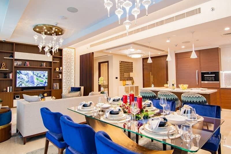 2 STUNNING APARTMENT IN DOWNTOWN DUBAI WITH BURJ KHALIFA VIEW