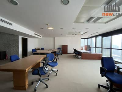 Office for Rent in Jumeirah Lake Towers (JLT), Dubai - Best Deal Furnished Office For Rent In JBC 1 JLT