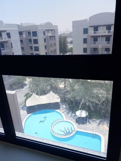 فلیٹ 1 غرفة نوم للايجار في مجمع دبي للاستثمار، دبي - شقة في قرية الرمال مجمع دبي للاستثمار 1 غرف 39000 درهم - 4322675