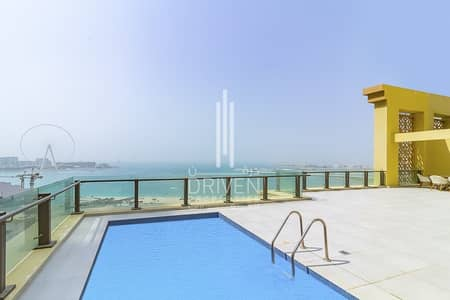Renovated Penthouse | Private Pool | Sea View