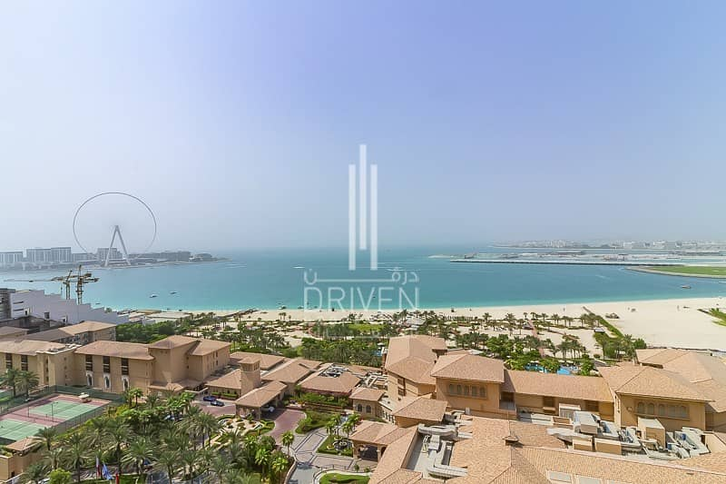 2 Renovated Penthouse | Private Pool | Sea View