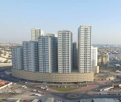 فلیٹ 1 غرفة نوم للايجار في عجمان وسط المدينة، عجمان - شقة في أبراج لؤلؤة عجمان عجمان وسط المدينة 1 غرف 22000 درهم - 4322727