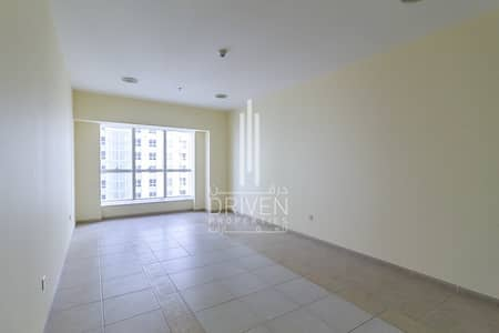 Vacant 2 Bedroom Apt with Partial Sea View