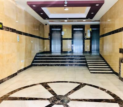 Tower Building Apartment! 2 BHK with Car Parking 60k Without Car Parking 55k in Al Nahyan Mamoura