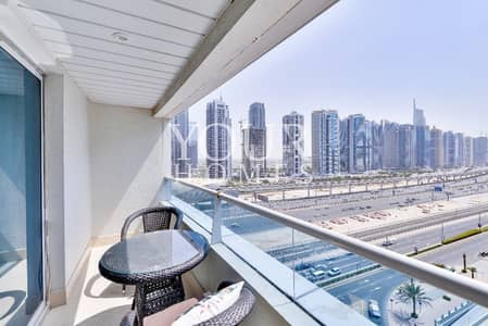 1 Bedroom Flat for Sale in Dubai Marina, Dubai - Fully Furnished 1Bed Marina Diamond @ 750K