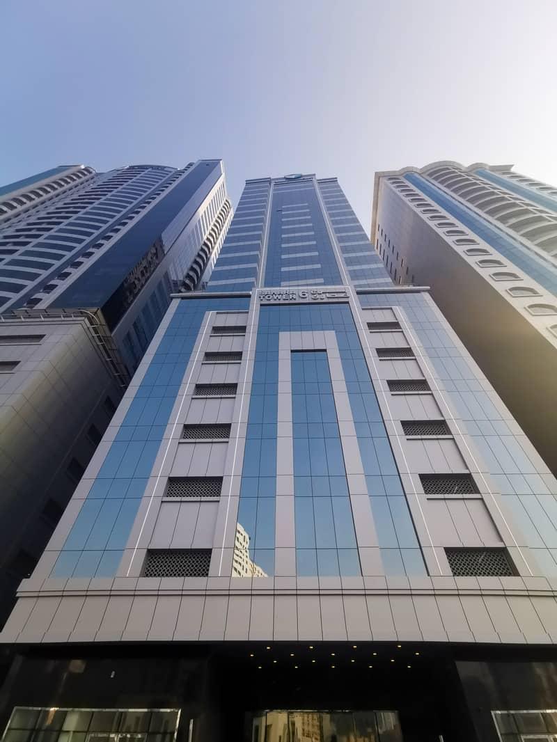 شقة في أبراج صحارى النهدة 3 غرف 1150000 درهم - 4322920