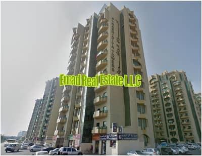 1 Bedroom Flat for Rent in Al Rashidiya, Ajman - Rashidiya Towers: 1 Bed Hall (2 Washrooms) 1115 sqft very spacious